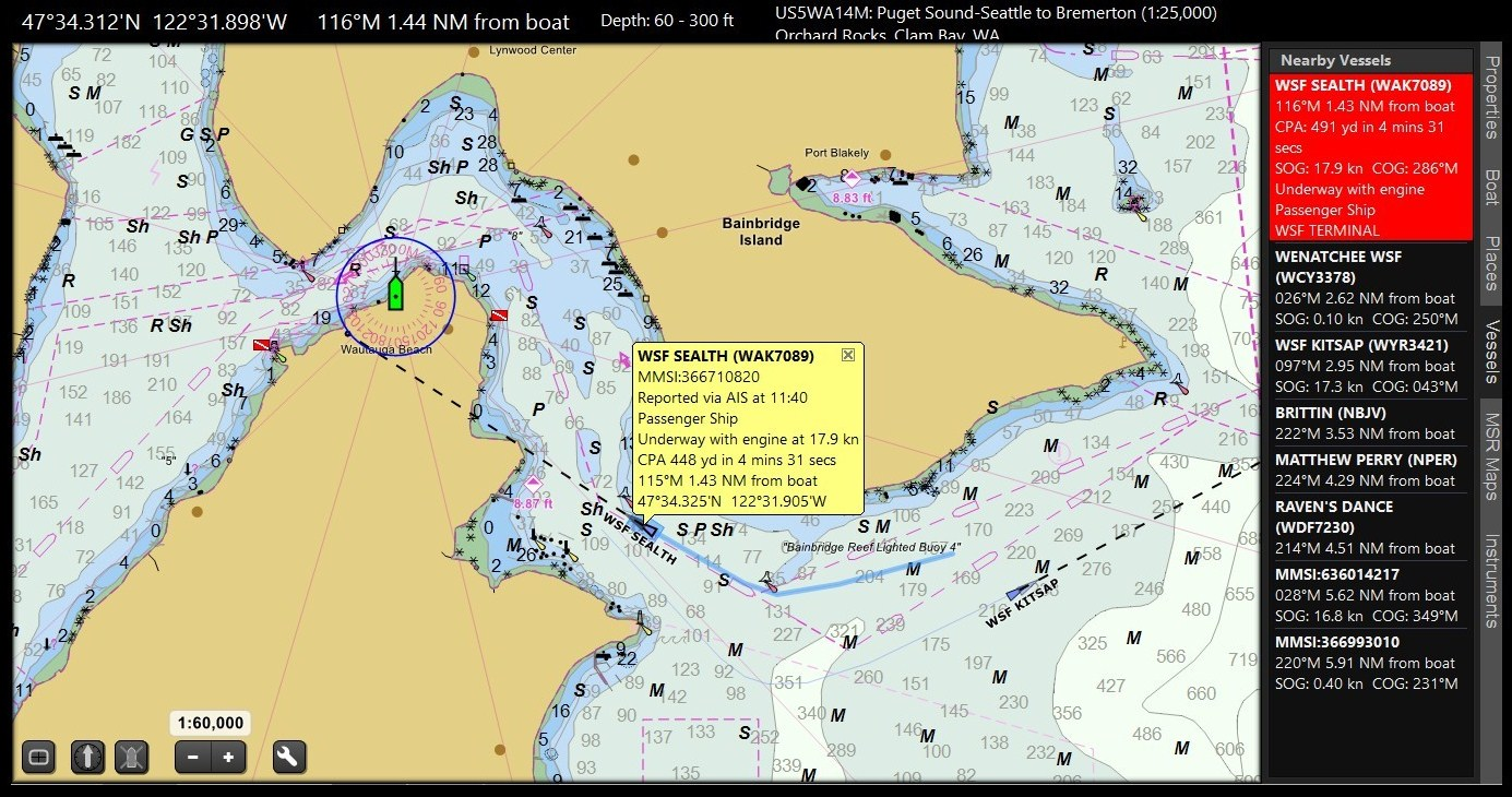 Using Coastal Explorer And The Standard Horizon Gx2150 Ais Gps Wiring Diagram To Integrate A Radio With Our Usb Breakout Cable One Note This Setup In Order Have Work
