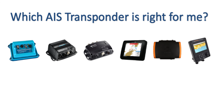 How to Choose an AIS Transponder