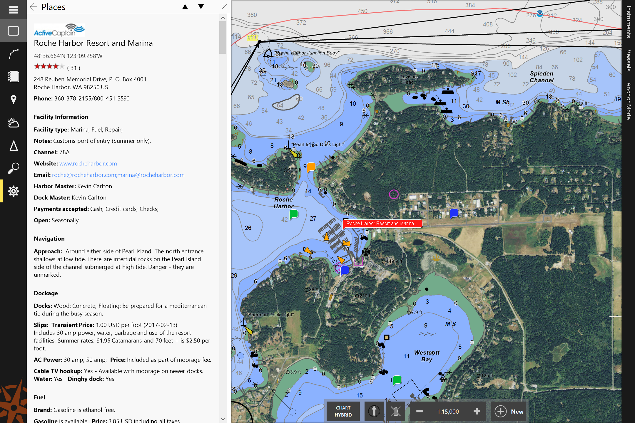 Rose Point Navigation Systems Coastal Explorer (2017 Edition)