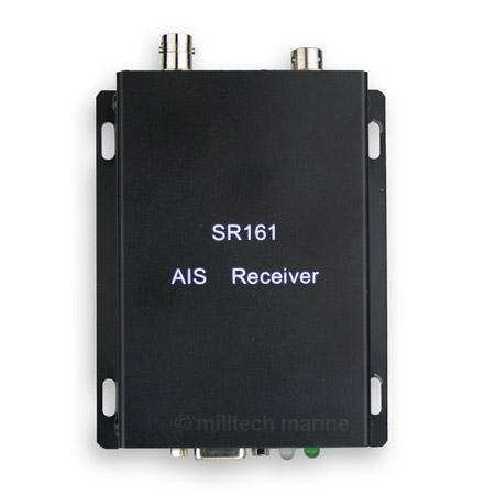 Smart Radio SR161 AIS Receiver on
