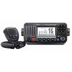 Icom M424G Fixed Mount VHF Marine Transceiver with Built-In GPS