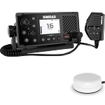 Simrad RS40-B VHF Radio with Class B AIS and GPS Antenna