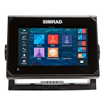 Simrad GO7 XSE Chartplotter with Totalscan Transducer - Factory Refurbished